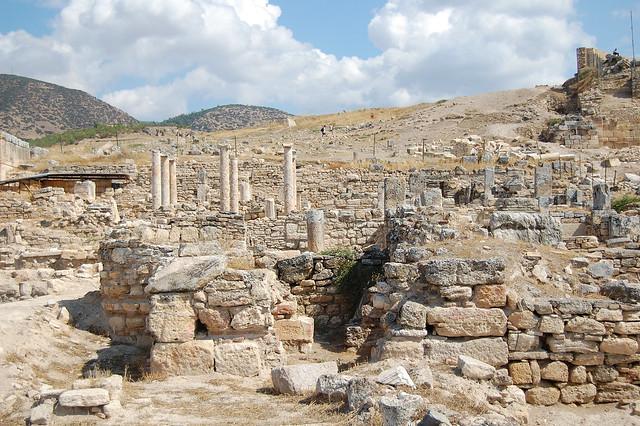 Hierapolis, Turkey  Flickr - Photo Sharing!