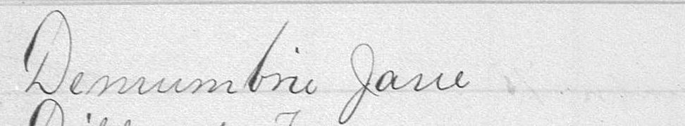 1876 Effee Jane Gilchrist