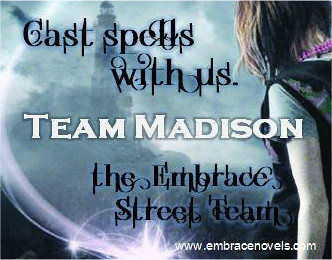 Grab TEAM MADISON Badge