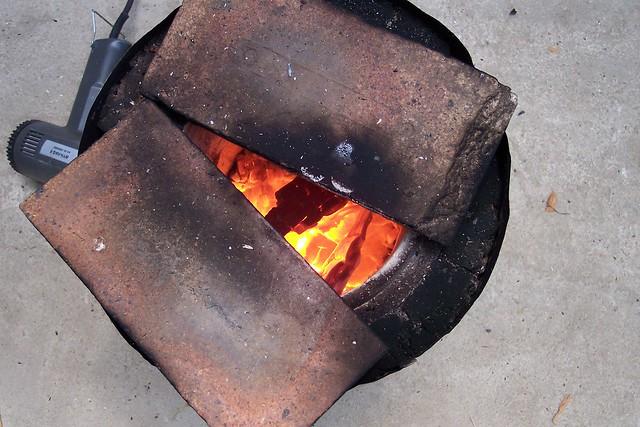 cuptor topire aluminiu
