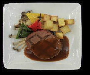 Beef Filet with Red Wine Sauce - ICN