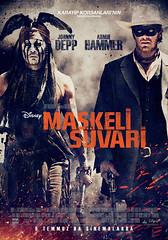 Maskeli Süvari - The Lone Ranger (2013)