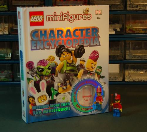 Minifigures Character Encylopedia
