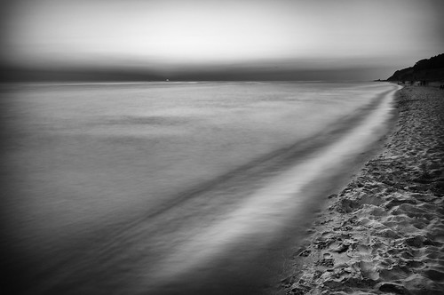 sunset bw lake nikon michigan tokina luis fernandez muskegon d90 leefilter 1116mm bigstopper