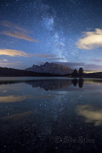 Mount Rundle Dreams