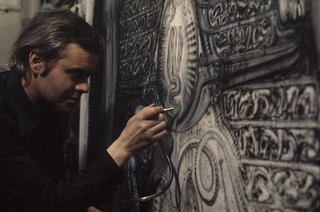 HR Giger at Work (1978)