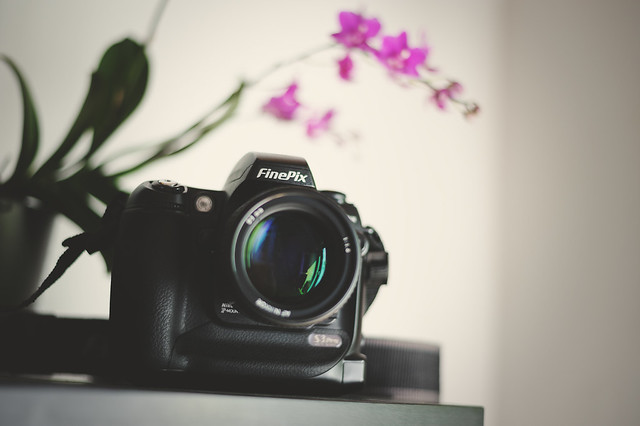 New cam: Fuji S3 Pro