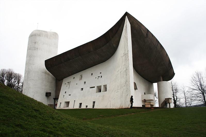 Le Corbusier-Notre Dame de Haut