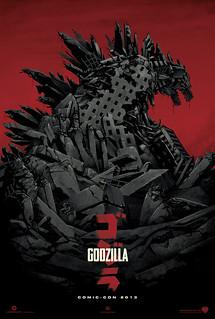 130716(4) - 2014年怪獸電影《哥吉拉 GODZILLA》發表第二張海報、最新預告將在21日午夜上映! 1