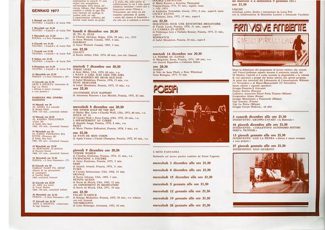 1976 Arte e società Chiesa di San Carpoforo