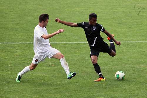 Jogo treino: Vitória B - Felgueiras