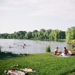 Lake Nokomis 50th Street Beach