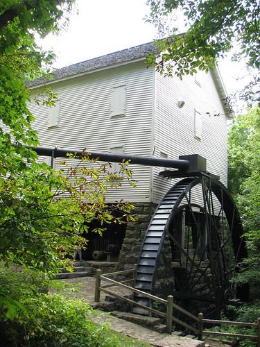 Mill Springs Mill