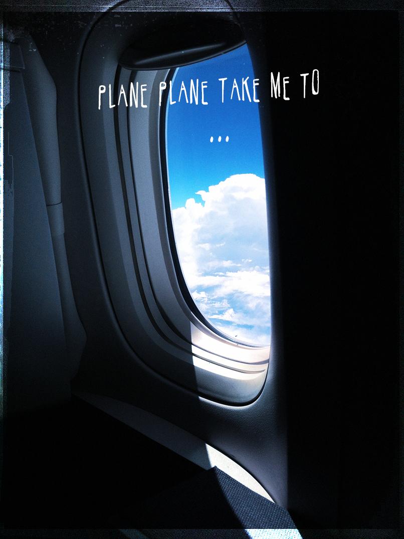 plane plane take me to