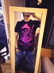 Astilbe x arendsii オリジナルTシャツ_01