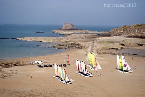 Low tide (St. Malo)