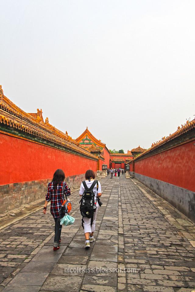 Hou Gong, Forbidden City, Beijing