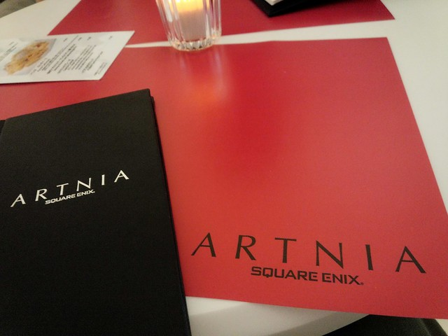 ARTNIAに行ってきた!