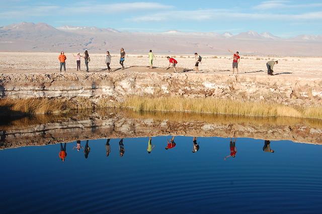 Ojos de Salar, San Pedro de Atacama