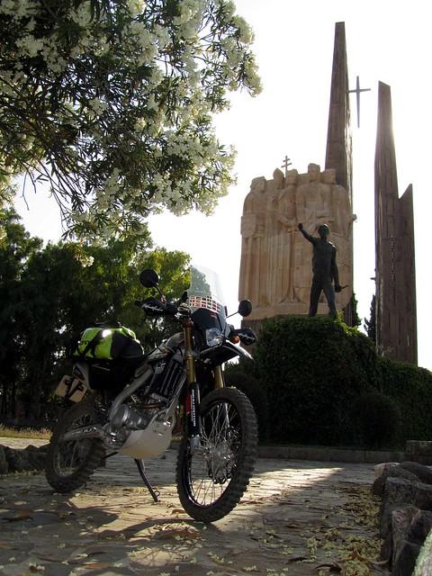 9 Monumento a la batalla de navas de tolosa en La Carolina