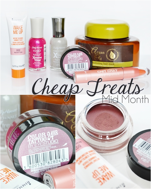 Poundland_Makeup_Haul