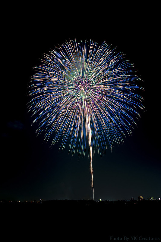 2013年8月10日熊谷花火大会