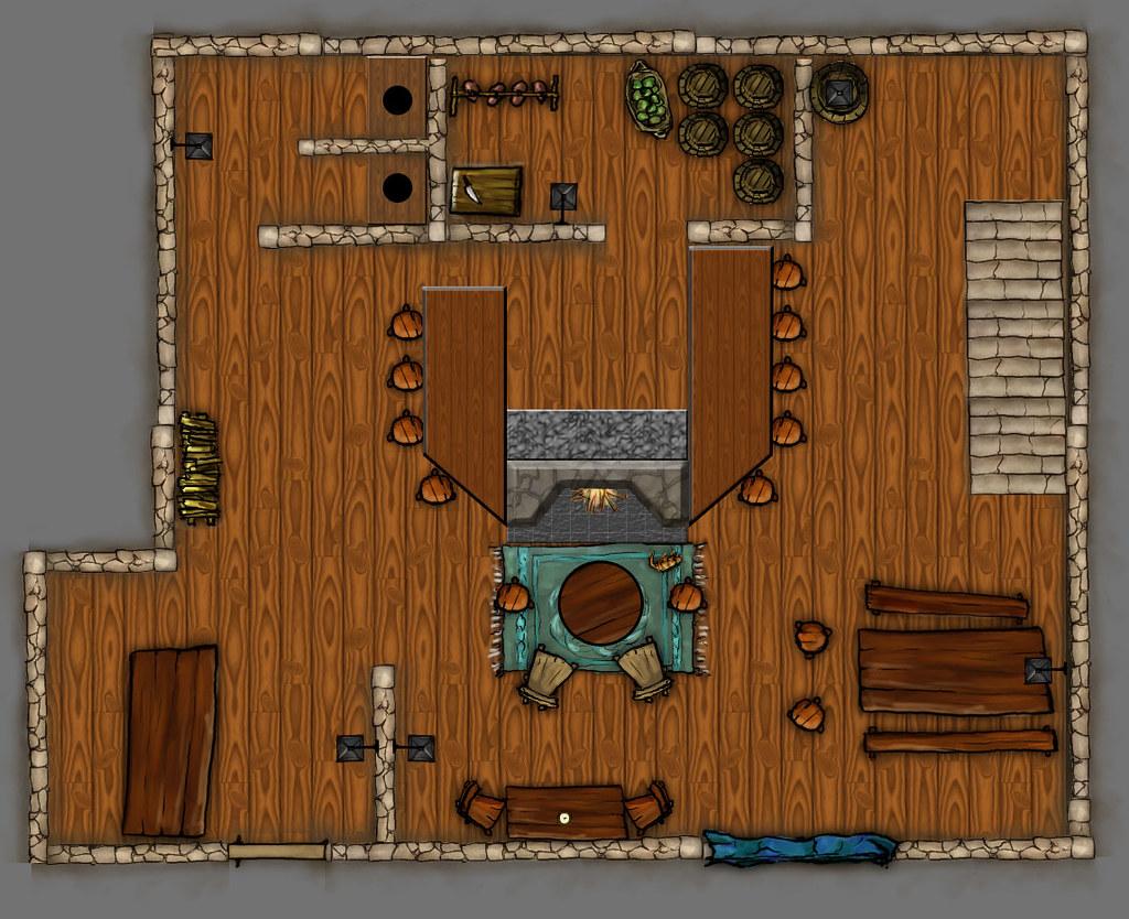 Tavern Floor 1