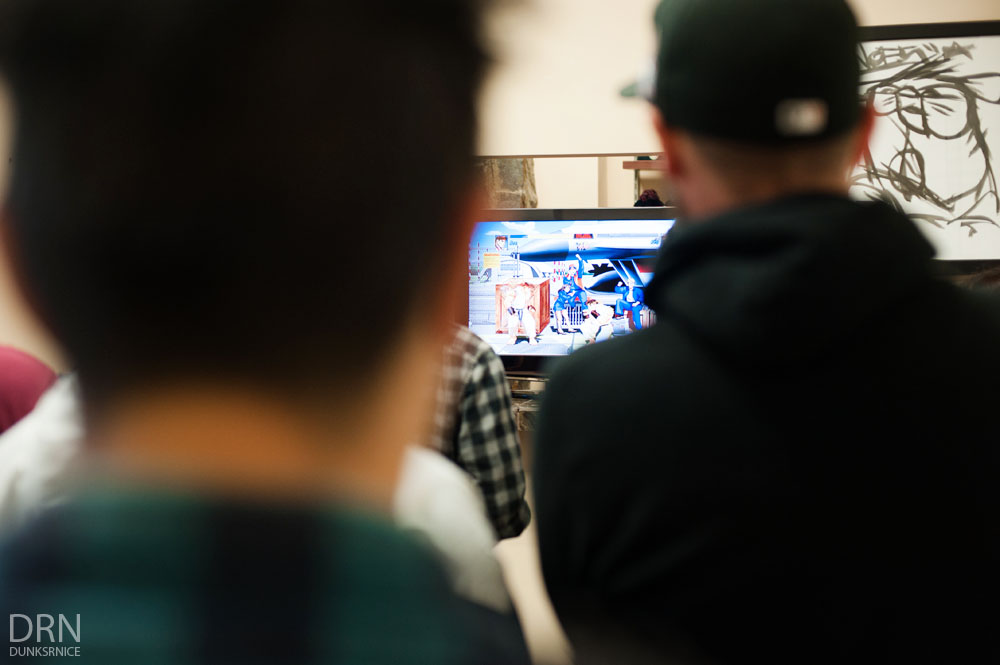 Street Fighter Tournament.