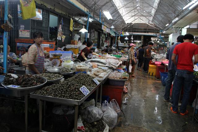 Hua Hin fresh market