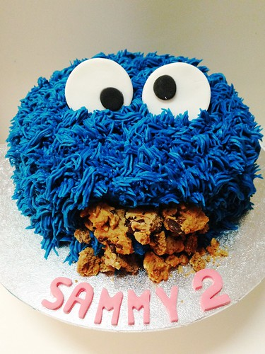 Cake - Cookie Monster