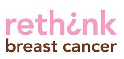 Rethink Breast Cancer logo