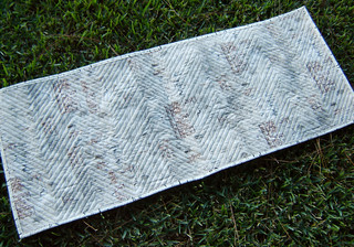 Dancing Stars Table Runner Back