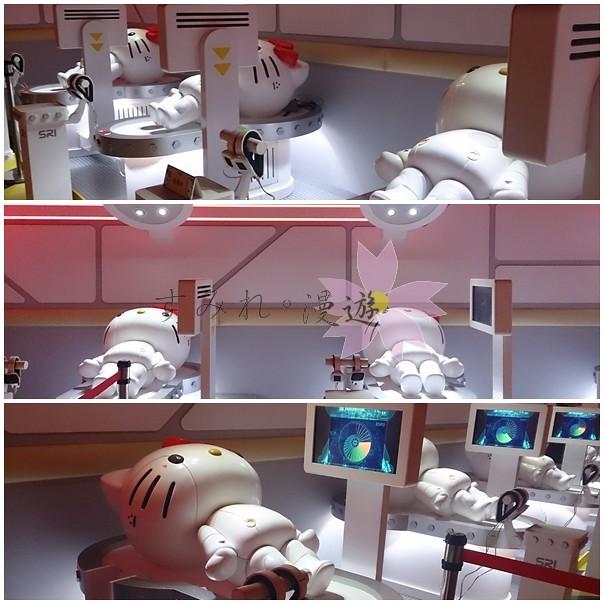國內旅遊-20131005ROBORT HELLO KITTY未來樂園展-19