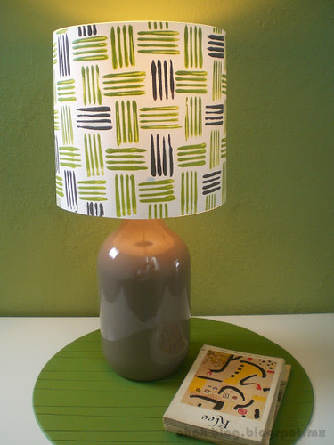 painted-lampshade