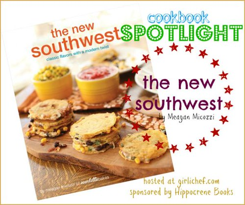 The New Southwest Review + #Giveaway #CookbookSpotlight