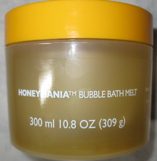 The Body Shop Honeymania Bubble Bath Melt