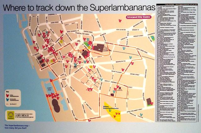 Superlambananas de Liverpool