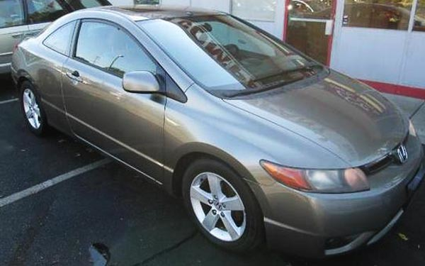 2006 honda civic ex coupe under 6000 flickr photo for Used honda civic for sale under 5000
