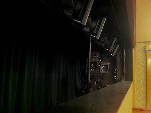 歌舞伎座 : うっすら