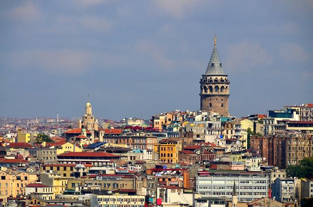 La torre Galata, el mirador de Estambul