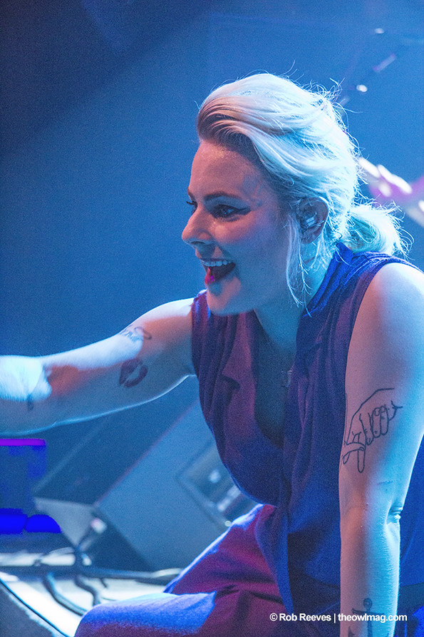 The Sounds @ The Fillmore, SF 10/20/13