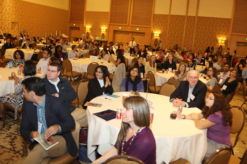 ACR/ARHP Annual Meeting #ACR13 | Meeting attendees gather fo