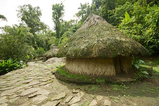 Ciudad Perdida की छवि. stone geotagged colombia mud native terraces ciudad bamboo sierra hut jungle thatch tayrona aboriginal santamarta indigenous nevadas perdida teyuna