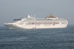 MV Oceana, P&O cruises