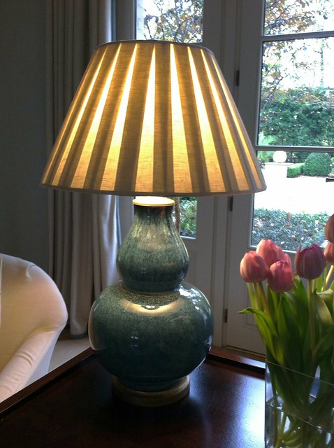 Things That Inspire Pleated Lamp Shades Classic Or Out