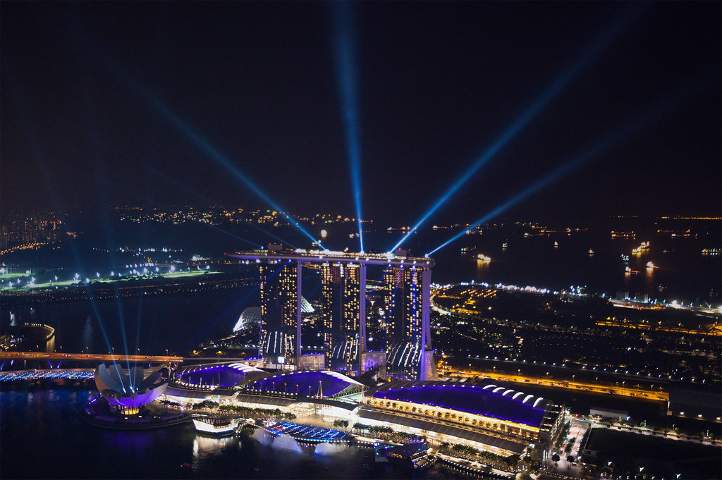 1-Altitude rooftop bar | Singapore | 2013