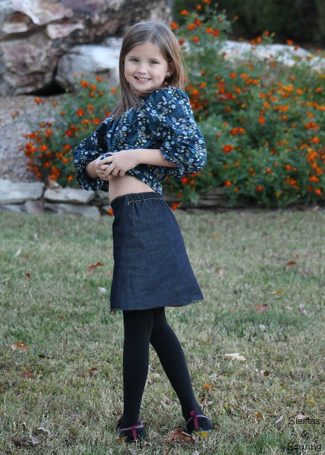 CC Chickadee skirt