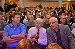 Brassbandfestivalen 2013 - Franz Matysiak, David Read och Torgny Hanson m.fl. (Foto: Olof Forsberg)