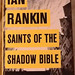 Latest Ian Rankin novel ready to start