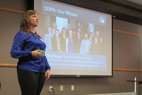 Lindsay Wimmer answers questions on Minnesota's Guaranteed Energy Savings Program